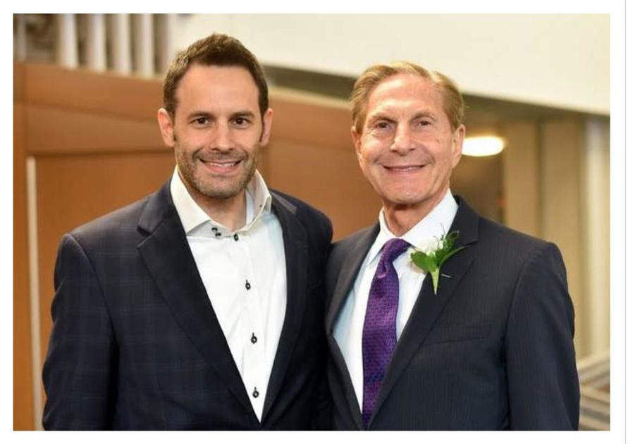 A legacy of learning and love: His father helps Jeff Brodsky pass along his passion for journalism