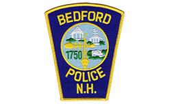 Bedford Police Department emblem