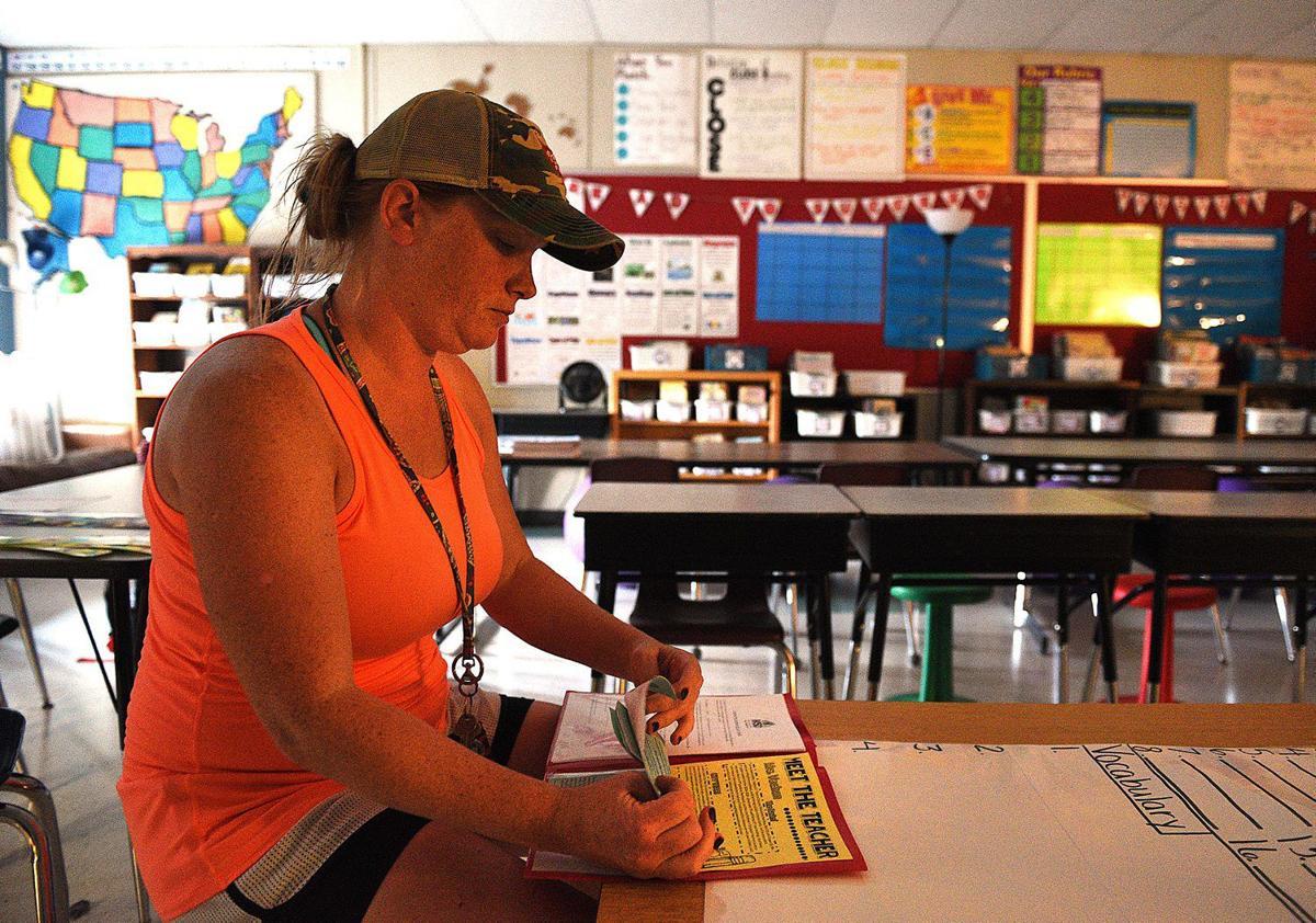 Mark Hayward's City Matters: City teachers become digital panhandlers