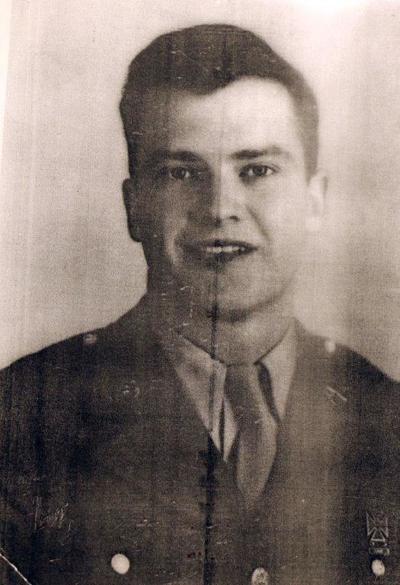 John McAuliffe shares memories of the Battle of the Bulge