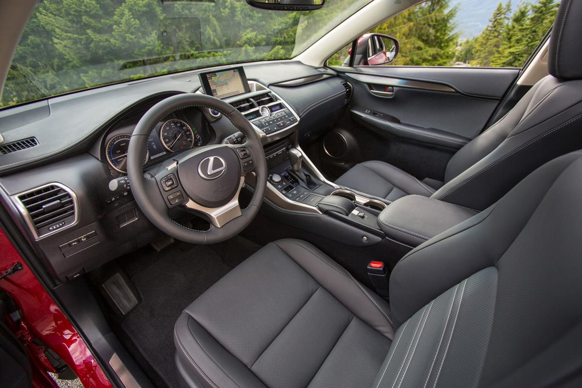 The 2020 Lexus NX300