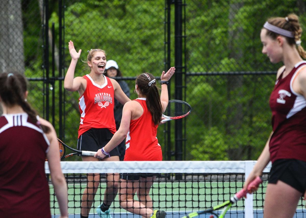 Division I Girls' Tennis