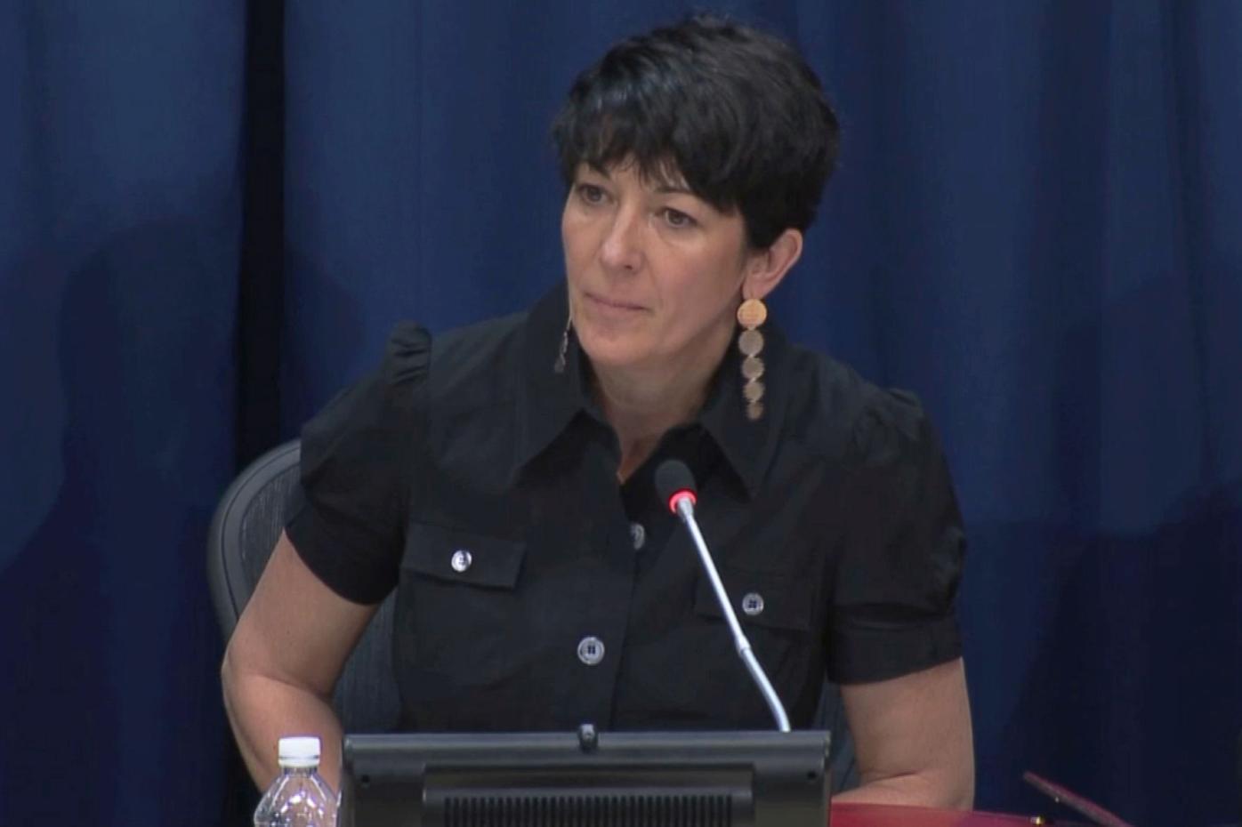 Ghislaine Maxwell, longtime associate of accused sex trafficker Jeffrey Epstein