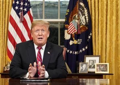 President Trump delivers immigration address