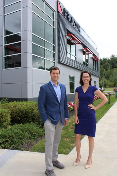 John Stebbins and Jennifer Stebbins Thomas