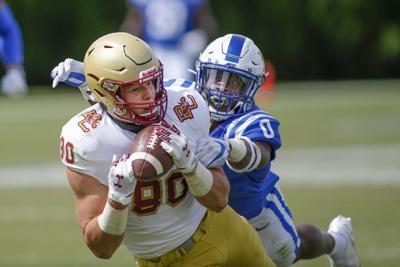 NCAA Football: Boston College at Duke