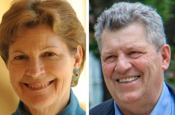 Messner seeks more debates, Shaheen turns him down