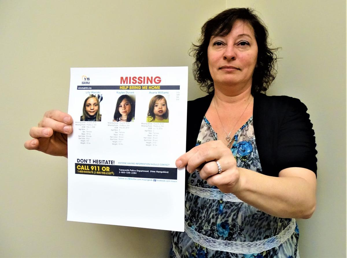 Madbury grandmother continues search for her missing
