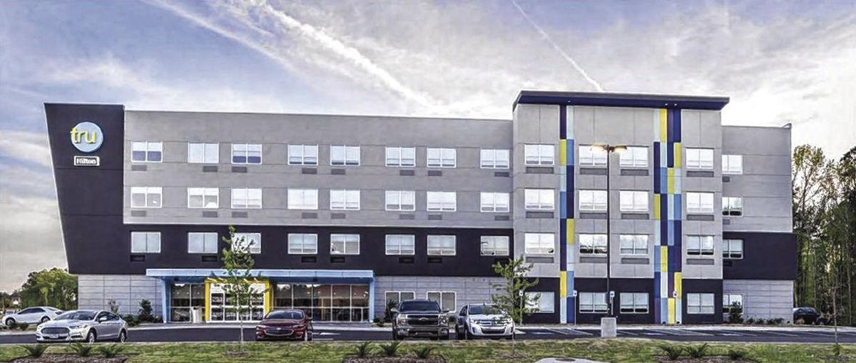 Tru by Hilton hotel set to open in April