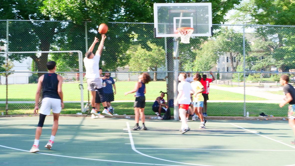 Nick Carey 3v3 Basketball Tournament