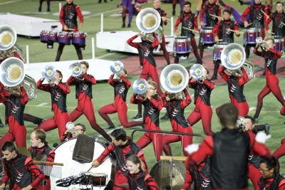 Spartans Drum and Bugle Corps of Nashua