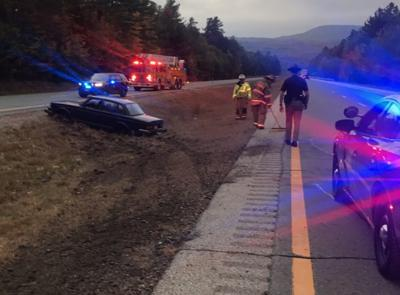 Franconia Notch Parkway chase