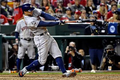 Houston Astros at Washington Nationals