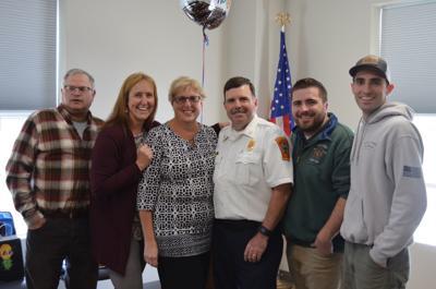 Goffstown fire chief retires
