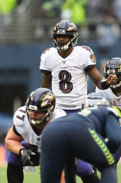 NFL: Baltimore Ravens at Seattle Seahawks