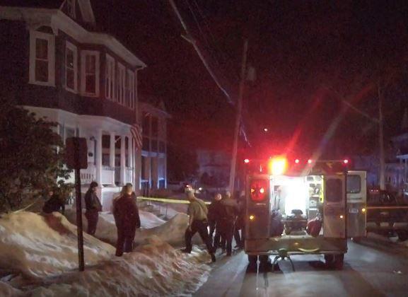 Sagamore Street death