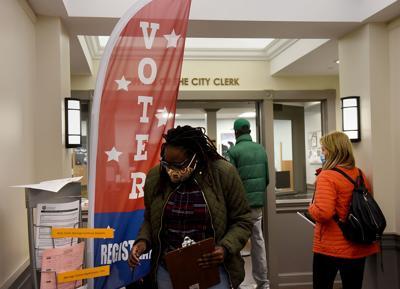 voter registgration