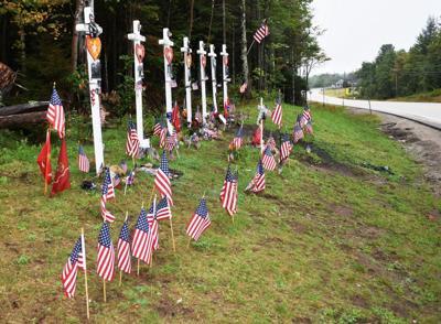 Biker memorial