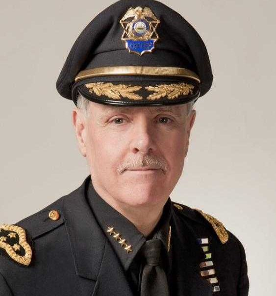 Salem Police Chief Paul Donovan