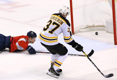 NHL: Boston Bruins at Florida Panthers