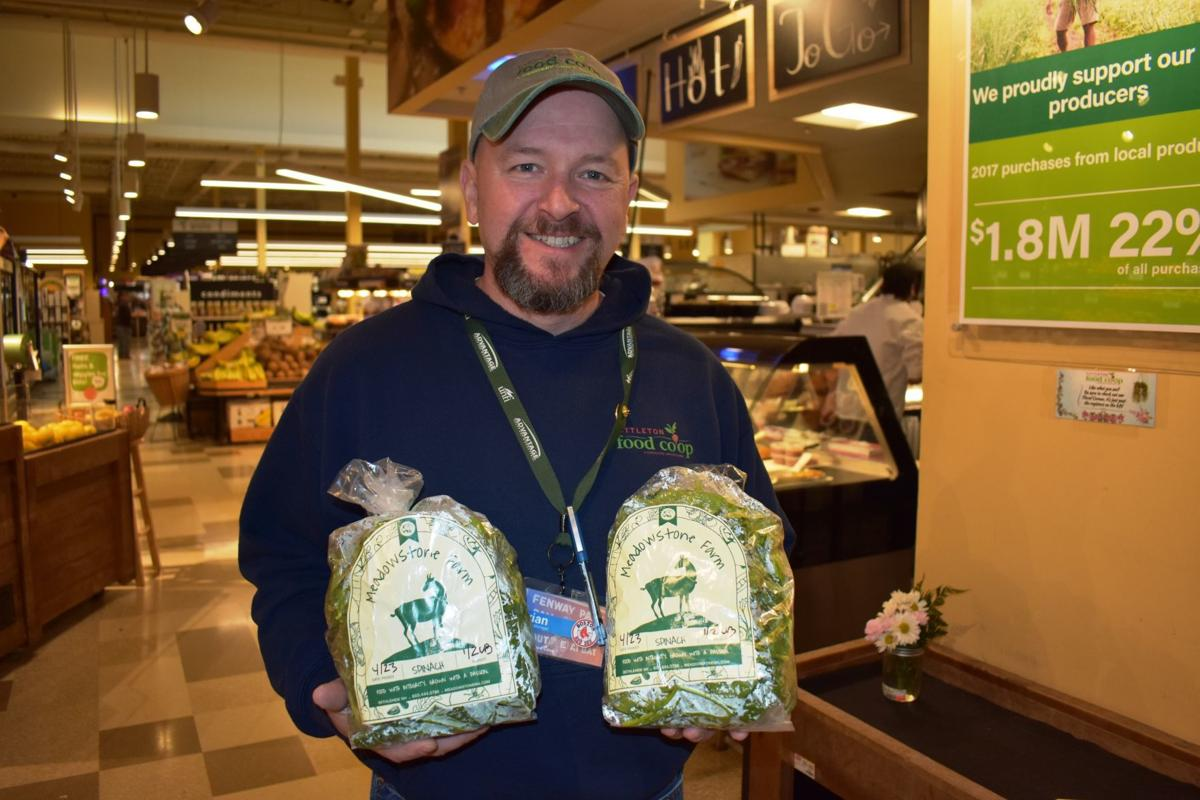 Littleton Coop produce manager