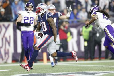 NFL: Minnesota Vikings at New England Patriots