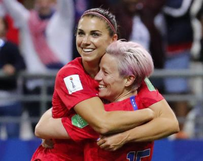 Soccer: Womens World Cup-Thailand at USA