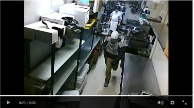 Windham police: Pizza parlor robber may be former employee