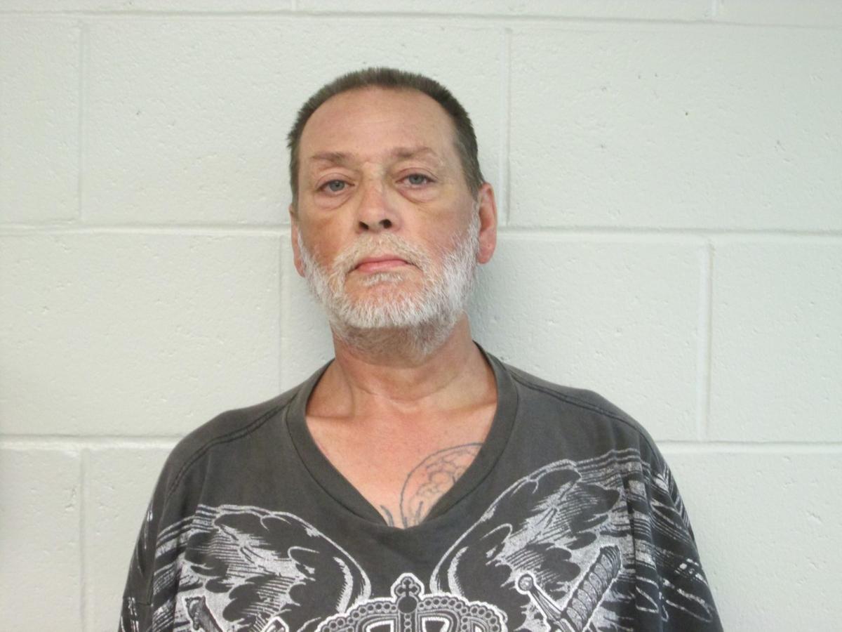 Hooksett man arrested on multiple offenses and warrants