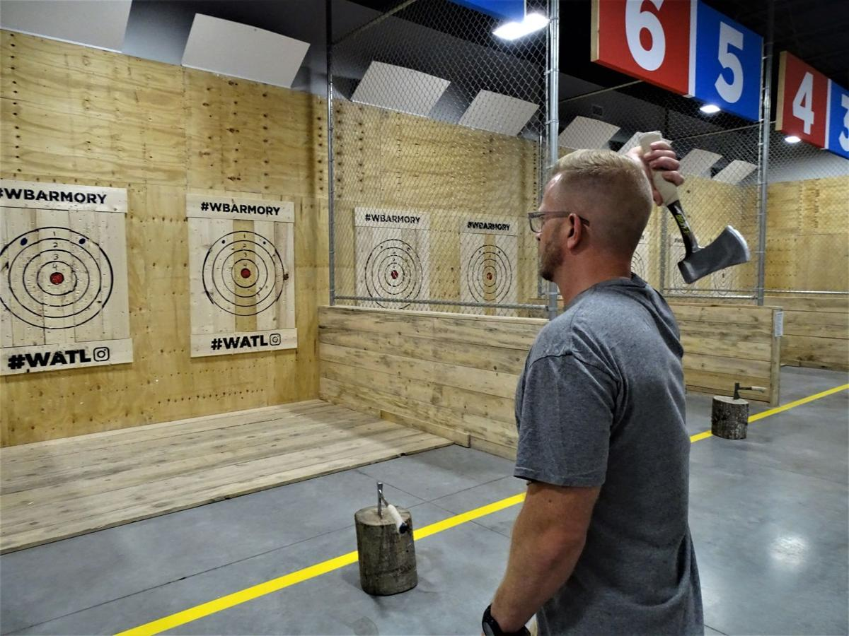 Ax-throwing