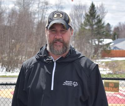 Conservation Officer Chris Egan