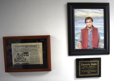 Stewartstown Town Hall honors Dennis Joos