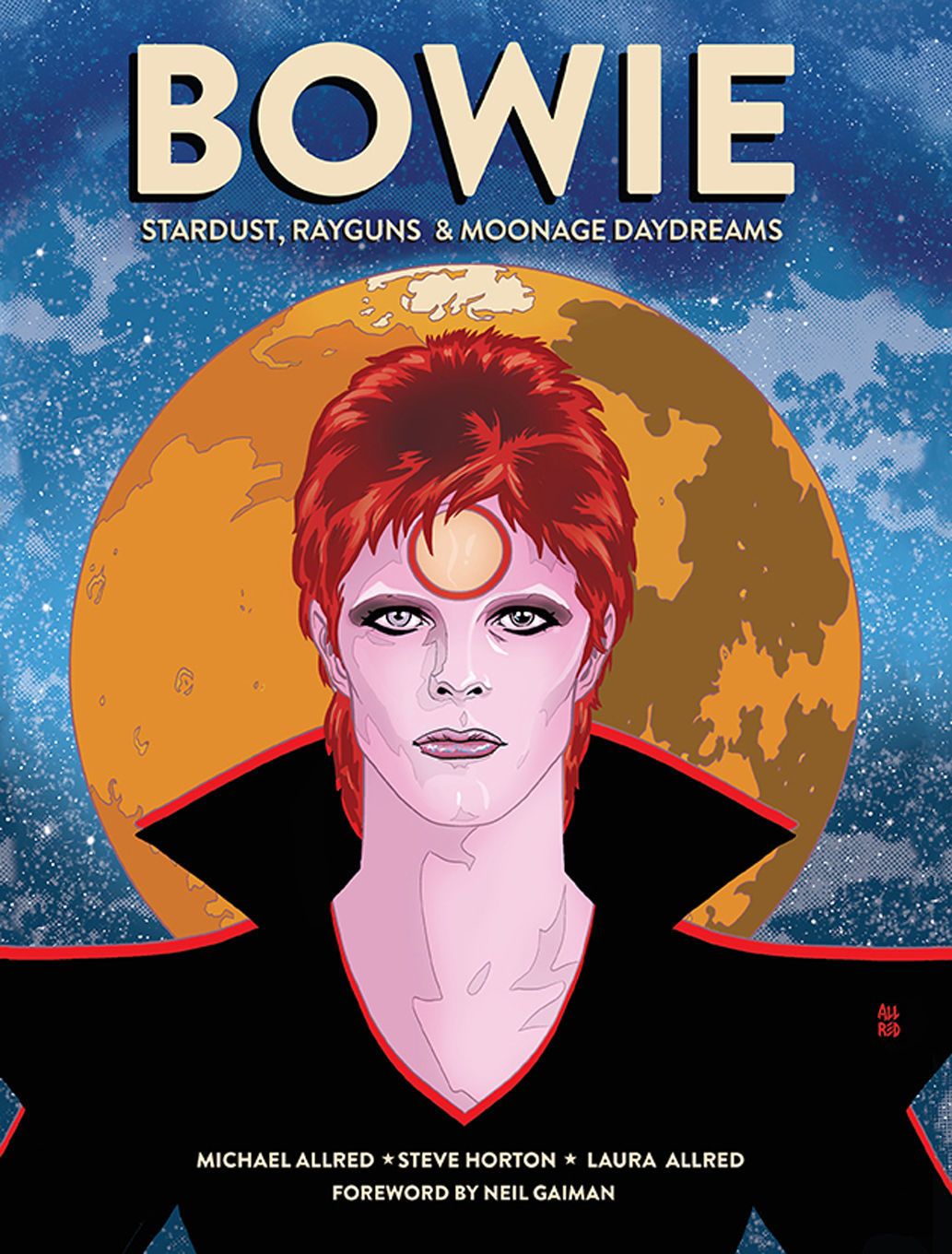 Books: 'Bowie' among graphic novels to read in 2020