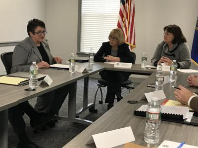 Hassan, Kuster at Concord roundtable