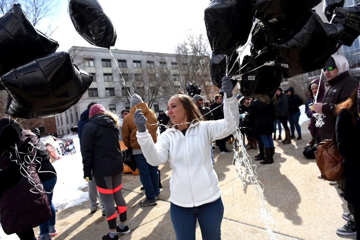 Black Balloon Day honors those lost to drug epidemic