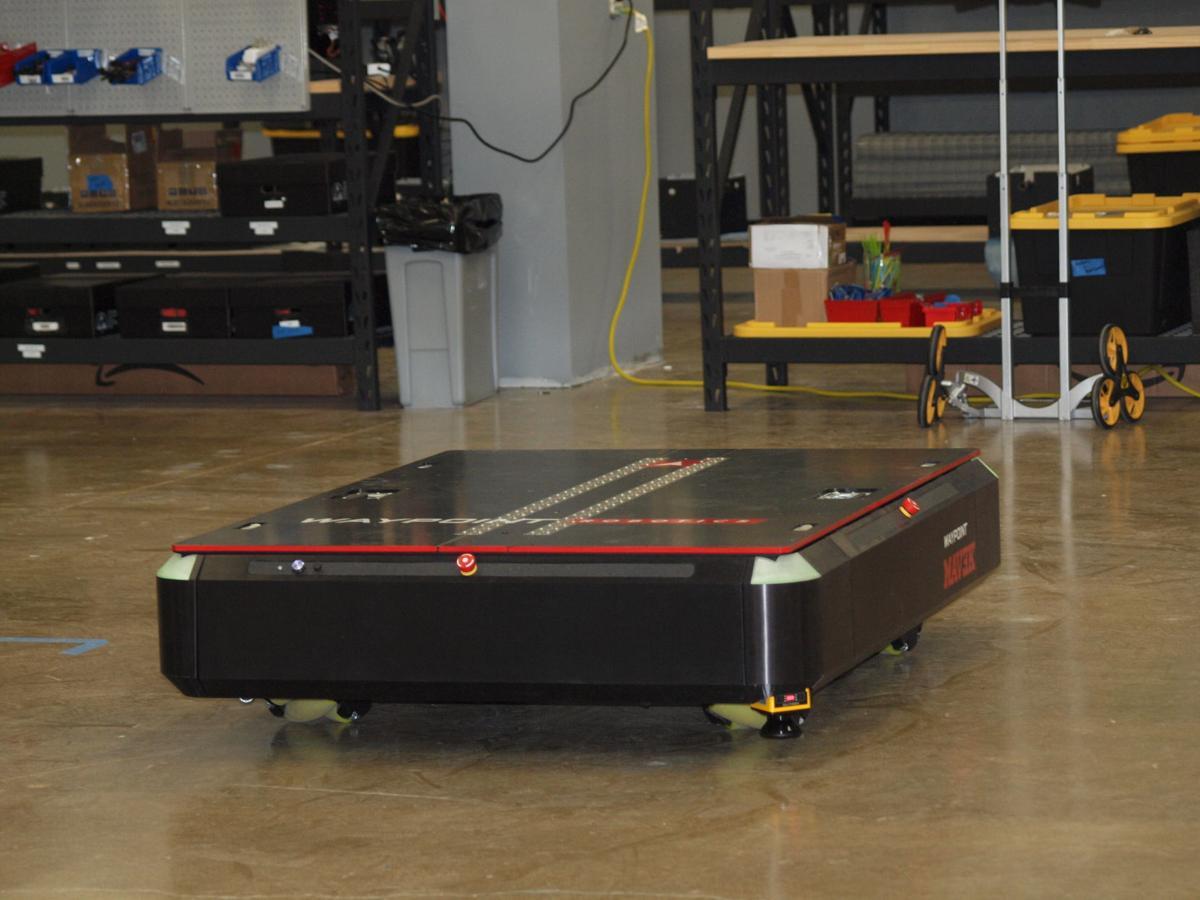 MAV3K robot