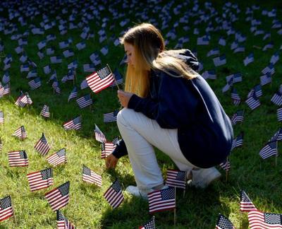 Trinity 9/11 Memorial