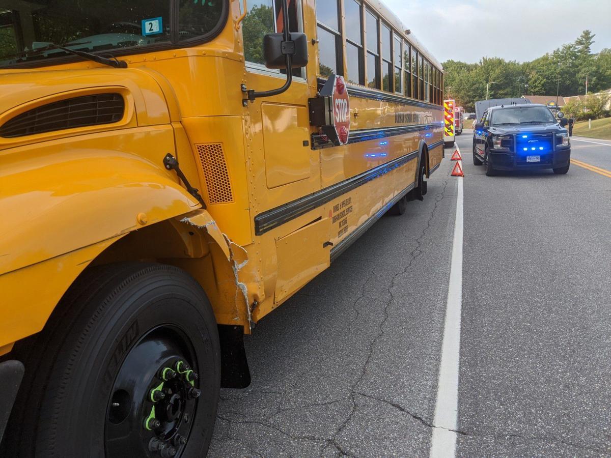 Campton school bus