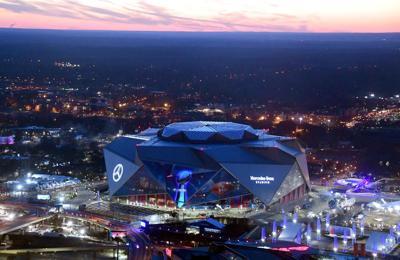 NFL: Super Bowl LIII City Views