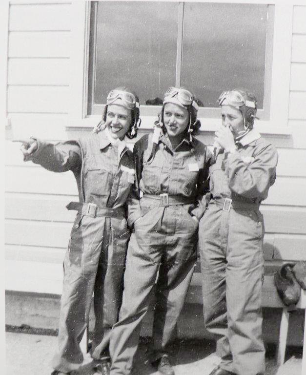 WASPs in World War II