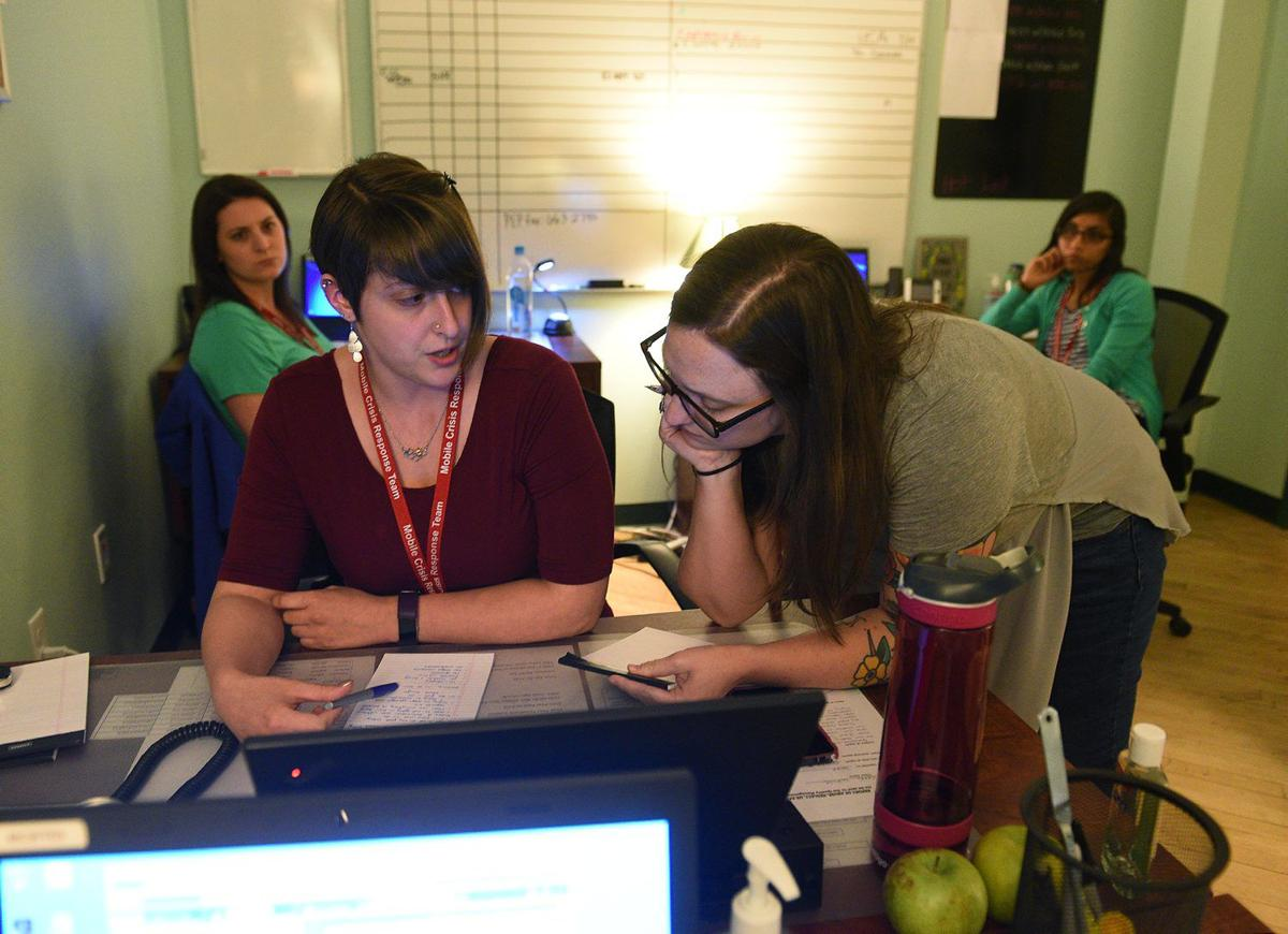 Beyond the Stigma: 24/7 NH crisis response teams help prevent ER visits