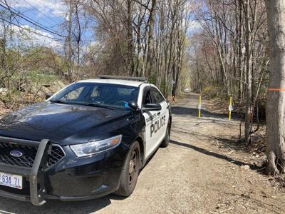 Human remains found near Manchester rail trail