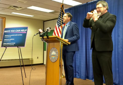 Sununu vows to keep restrictions in place