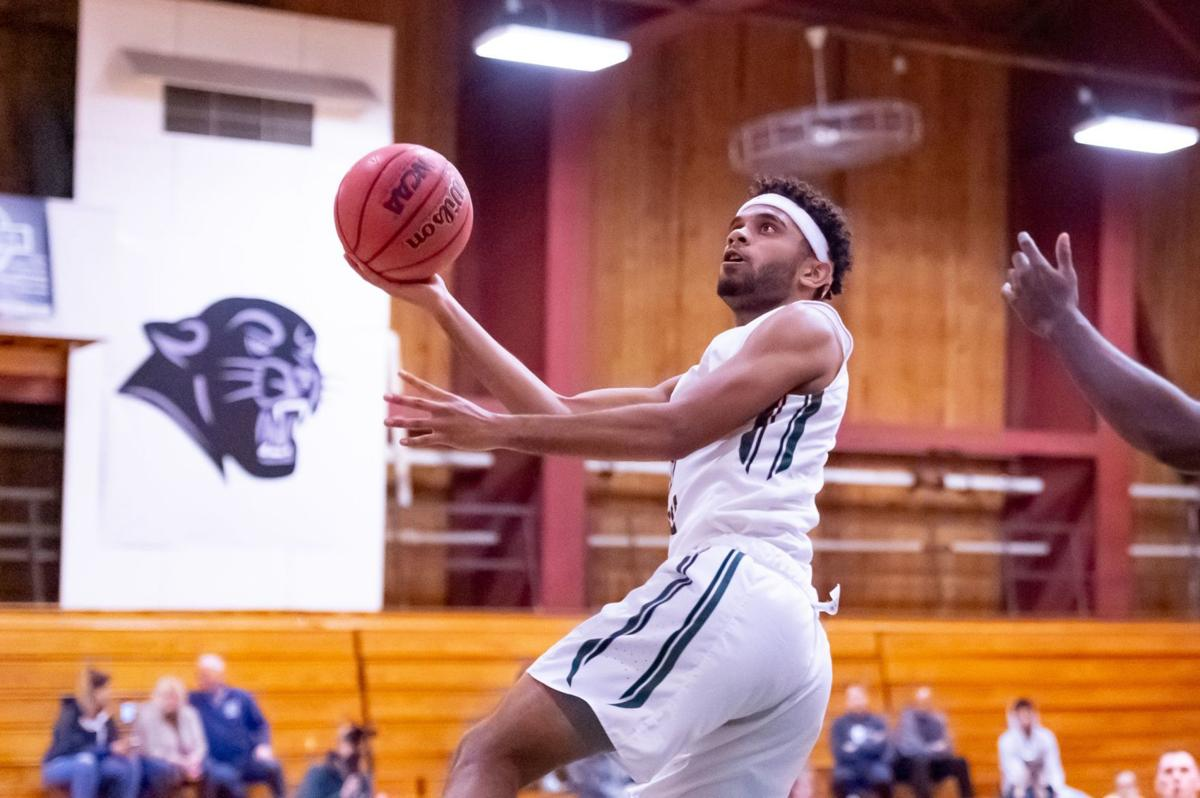 Plymouth State University Men's Basketball vs. St. Joseph's College