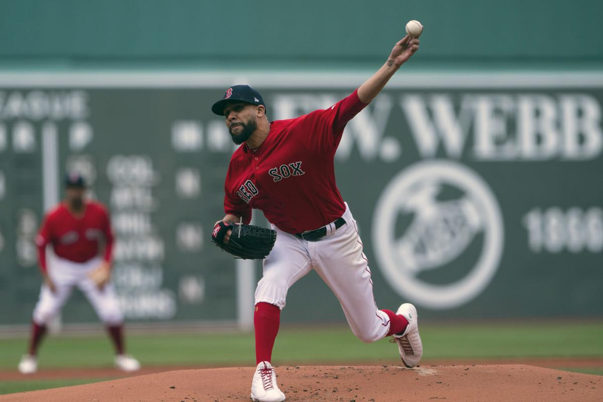 Price 'probably' will be ready for Astros series | Red Sox
