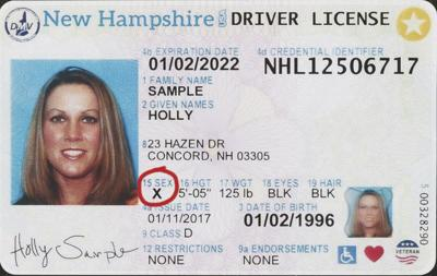 Bill allowing 'X' to mark gender on NH licenses becomes law