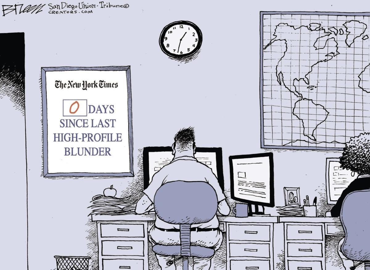 Editorial Cartoon, Sept. 18, 2019