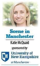 Scene in Manchester Logo