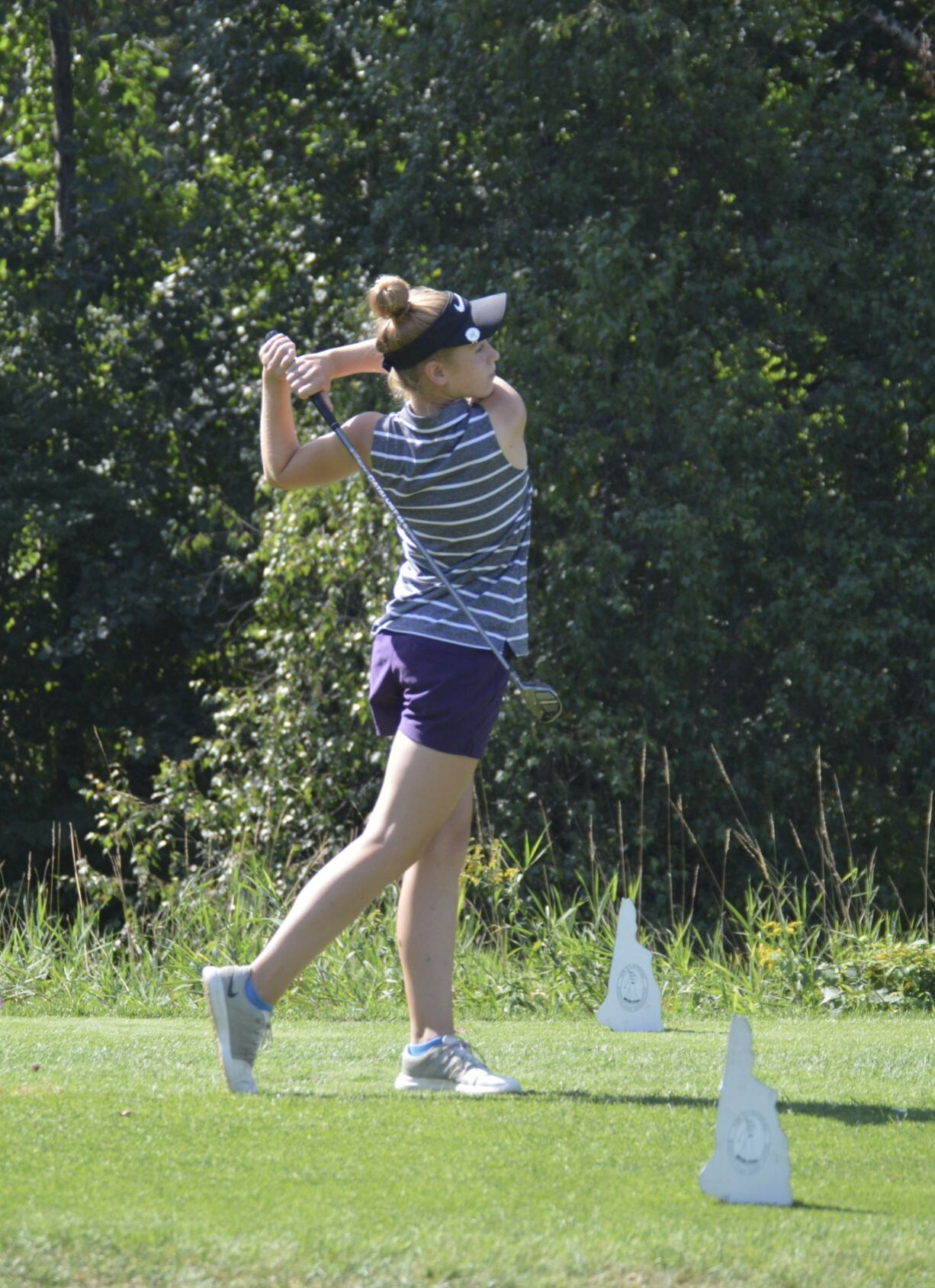 Fennessy off the tee