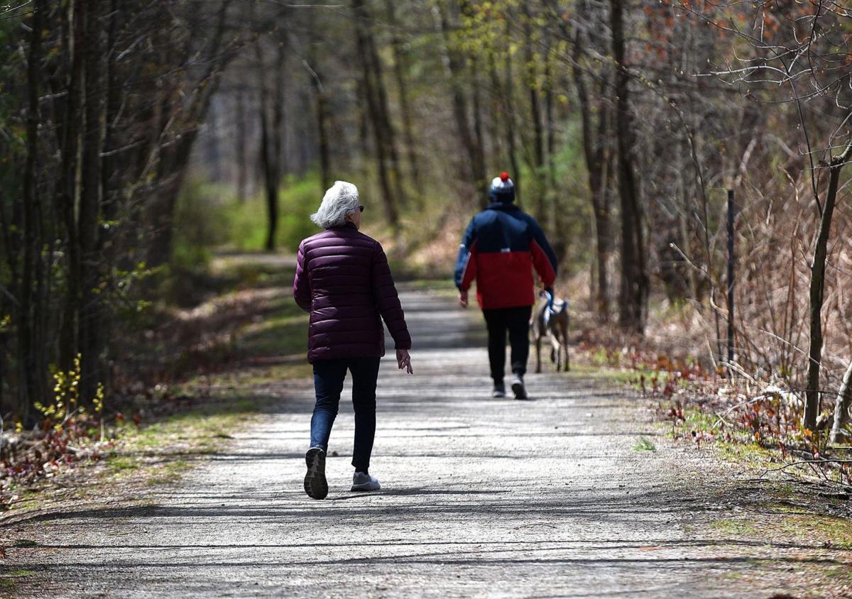 rockingham recreational trail